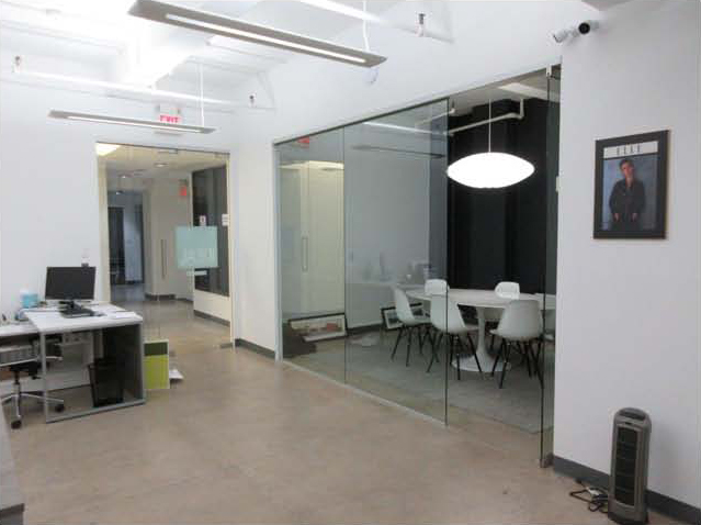 246 West 38th Street - inside
