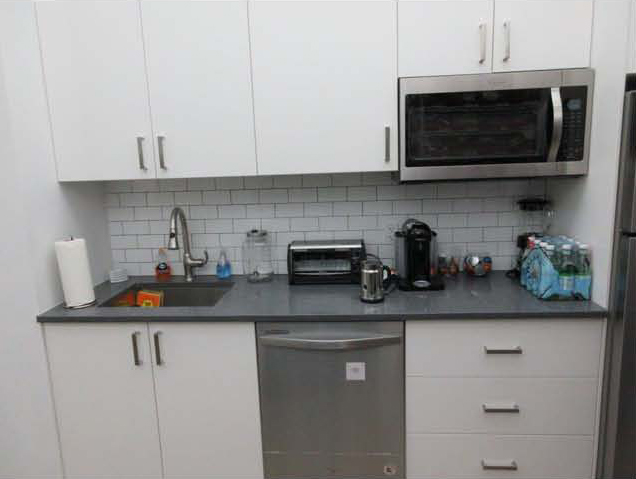 246 West 38th Street - kitchen